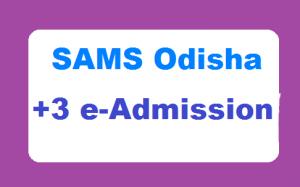 +3 odisha admissions