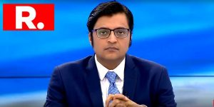 arnab goswami salary wife education photo