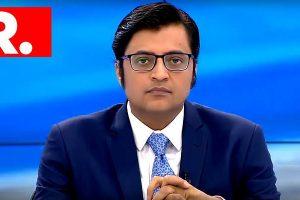arnab goswami salary wife education photo