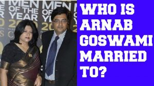 Arnab Goswami Wife name