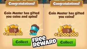 coin master free spin last 5 days