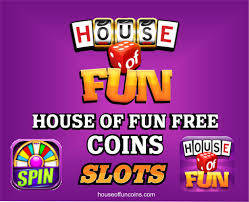 house of fun free coins and spins 2019