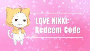 love nikki codes 2019