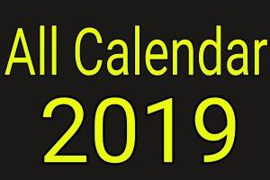 odia calendar 2019 august