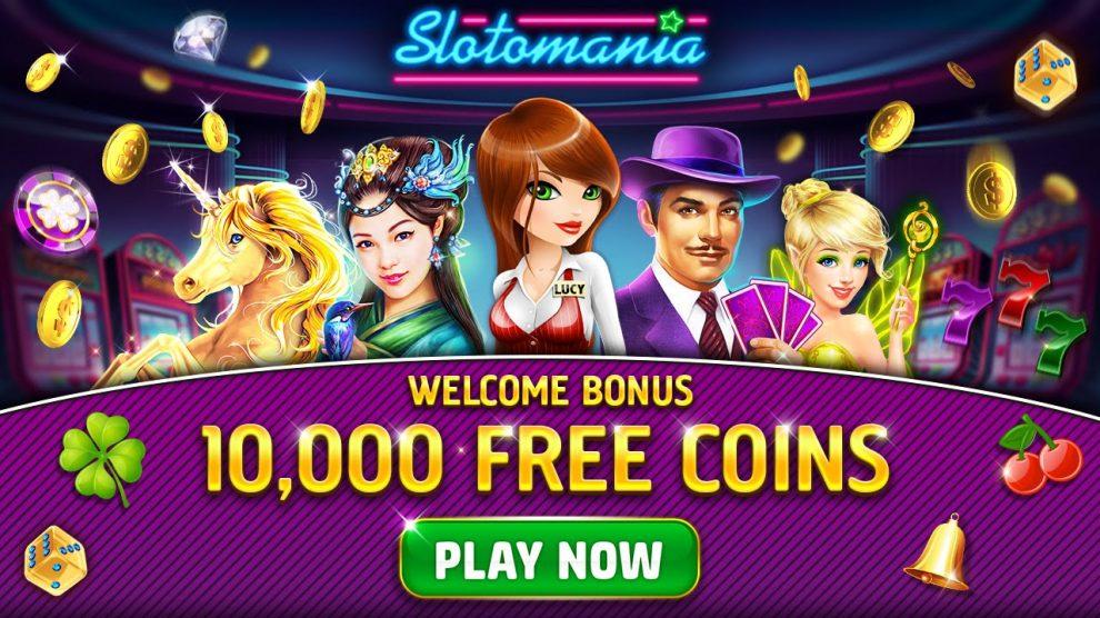 free Slotomania